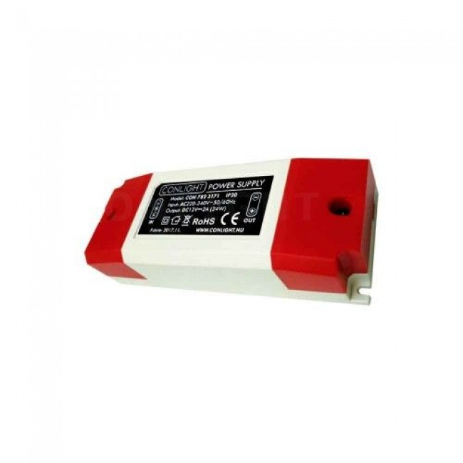 782-3171 24 Watt, 2,0 Amper napájanie