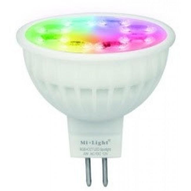 4W MR16 RGB+CCT  WifiLed žiarovka