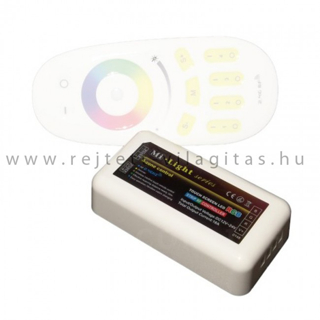 IN-782-3093 4 pásmová RGB LED riadiaca jednotka