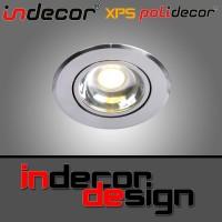 LED bodový rám
