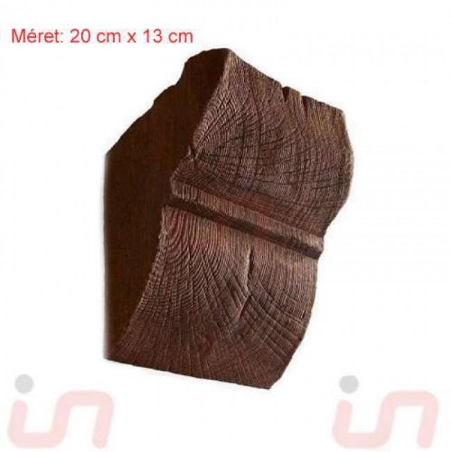 ID254 Antik Konzola (20x13 és 19x17) Tmavý Dub